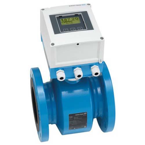 E+H W800 电磁流量计