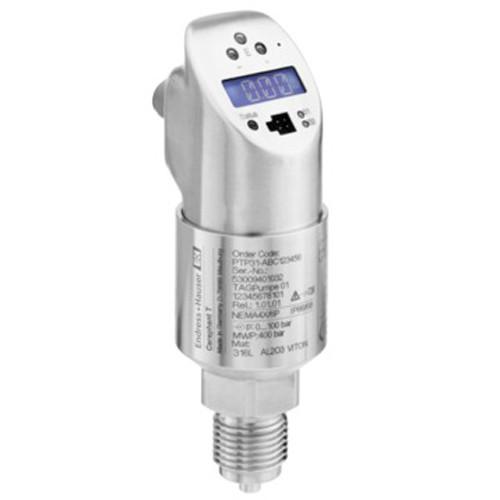 E+H PTP31绝压与表压变送器